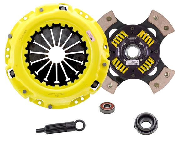 Advanced Clutch Technology (ACT) TS3-HDG4 | ACT HD/Race Sprung 4 Pad Kit Lexus SC300 Base 3L 1992-1997