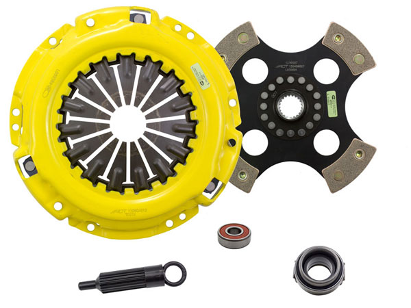 Advanced Clutch Technology (ACT) TS3-XTR4 | ACT XT/Race Rigid 4 Pad Kit Lexus SC300 Base 3L; 1992-1997