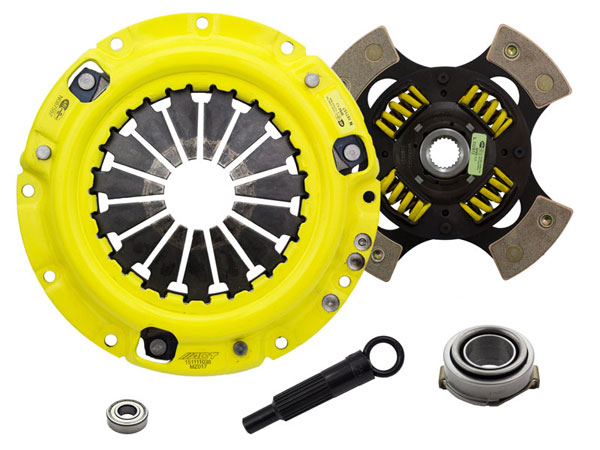 Advanced Clutch Technology (ACT) Z61-HDG4 | ACT HD/Race Sprung 4 Pad Kit Kia Sportage EX 2L; 1995-2001