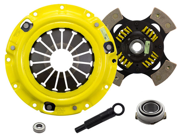 Advanced Clutch Technology (ACT) Z61-XTG4 | ACT XT/Race Sprung 4 Pad Kit Kia Sportage EX 2L; 1995-2001