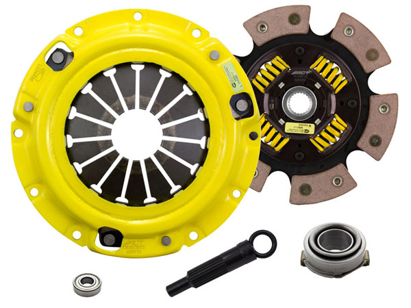 Advanced Clutch Technology (ACT) Z61-XTG6 | ACT XT/Race Sprung 6 Pad Kit Kia Sportage EX 2L; 1995-2001