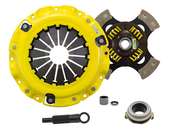 Advanced Clutch Technology (ACT) ZM8-HDG4 | ACT HD/Race Sprung 4 Pad Kit Mazda RX-8 Touring 1.3R 2008-2009