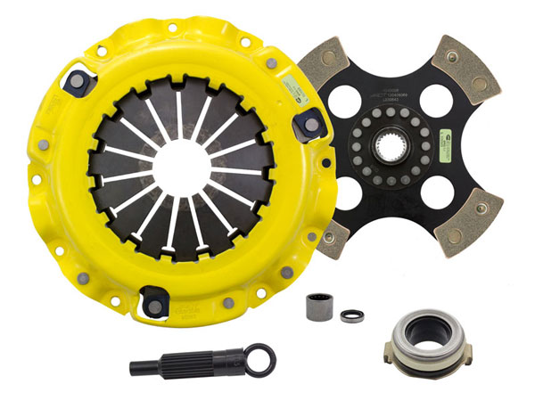 Advanced Clutch Technology (ACT) ZM8-HDR4 | ACT HD/Race Rigid 4 Pad Kit Mazda RX-8 Touring 1.3R 2008-2009