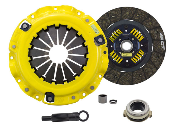 Advanced Clutch Technology (ACT) ZM8-HDSS | ACT HD/Perf Street Sprung Kit Mazda RX-8 Touring 1.3R 2008-2009