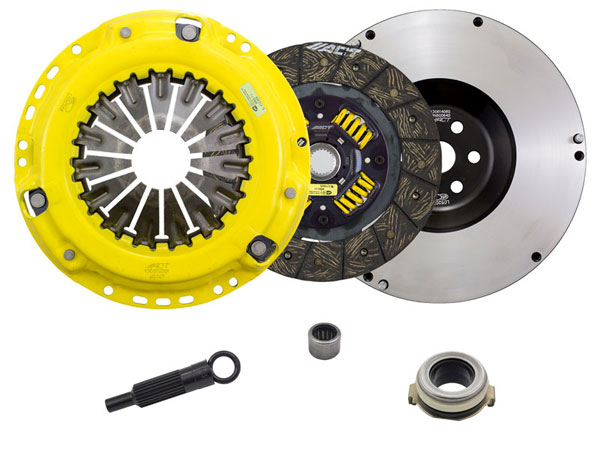 ACT Clutch ZX5-HDSS | ACT HD/Perf Street Sprung Kit Mazda 3 Mazdaspeed 2.3L Turbo; 2007-2013