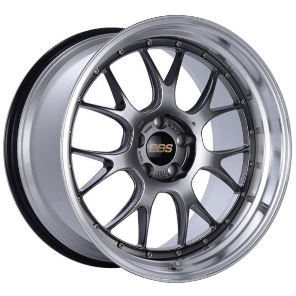 BBS LM330DBPK | LM-R 20x11 5x114.3 ET20 CB66 Diamond Black Center Diamond Cut Lip Wheel