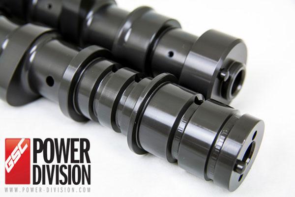 GSC Power Division 7031s2   GSC P-D S2 Toyota 2JZ-GE VVTI (JDM Only) Cams 274/274 Billet