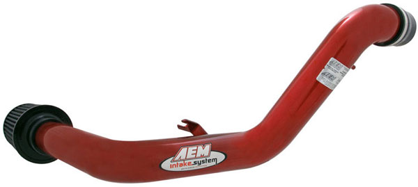AEM 21-406R:  Cold Air Intake System HONDA PRELUDE 97-01 ALL - Red