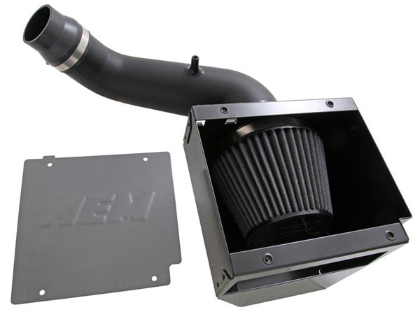 AEM 21-429DS:  Cold Air Intake System DODGE CALIBER SRT-4 2008 - Silver Gray