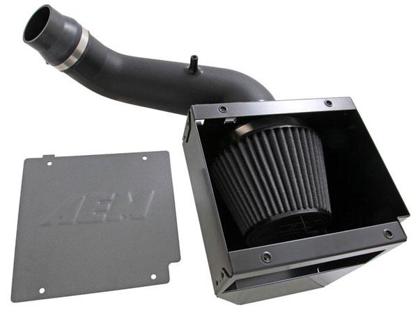 AEM 21-429DS |  Cold Air Intake System DODGE CALIBER SRT-4 - Silver Gray; 2008-2008