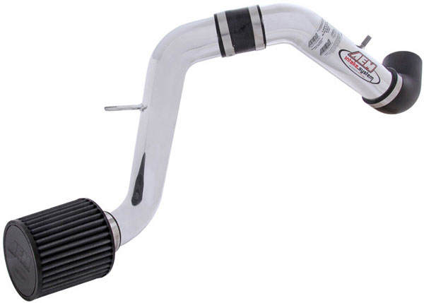 AEM 21-433P:  Cold Air Intake System MITSUBISHI ECLIPSE 00-05 RS/GS - Polished