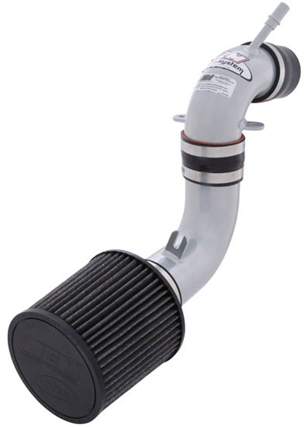 AEM 21-452C |  Cold Air Intake System FORD FOCUS 04 2.3L - Silver Gray