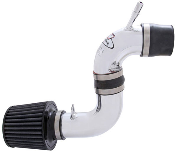 AEM 21-452P:  Cold Air Intake System FORD FOCUS 04 2.3L - Polished