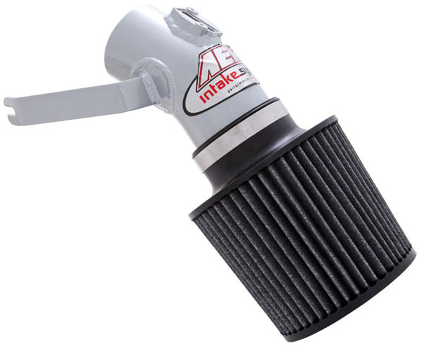 AEM 21-532C:  Cold Air Intake System COBALT SS 05-07 - Silver Gray