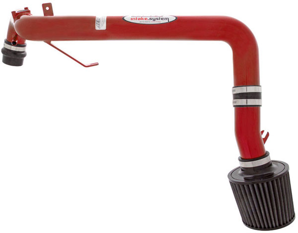 AEM 21-568R:  Cold Air Intake System SCION TC 05-06 - Red