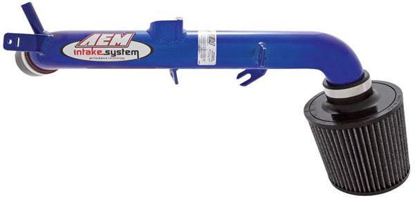AEM 21-573B |  Cold Air Intake System TOYOTA YARIS - Blue; 2007-2007