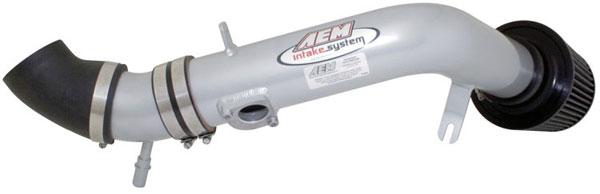 AEM 21-641C |  Cold Air Intake System MAZDA 6 MAZDASPEED 2.3L - Silver Gray; 2006-2006
