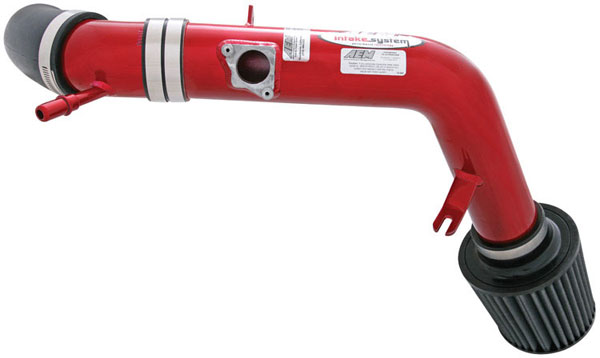 AEM 21-641R:  Cold Air Intake System MAZDA 6 MAZDASPEED 2.3L 2006 - Red