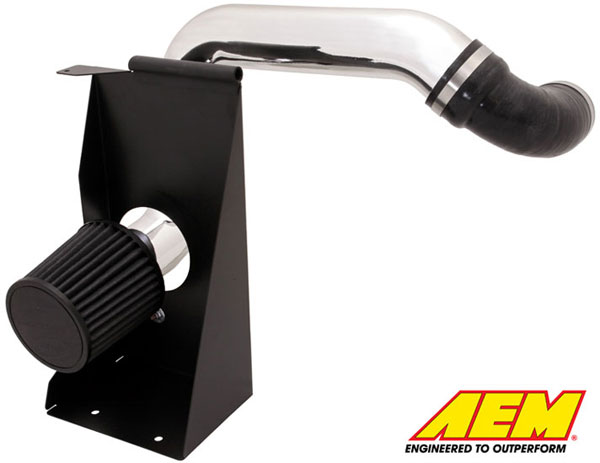 AEM 21-691P:  Cold Air Intake System KIA SOUL 2.0L 2010 - Polished