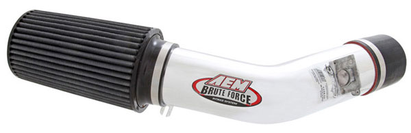 AEM 21-8104DP:  Brute Force Intake System FORD 03-05 6.0L TD - Polished