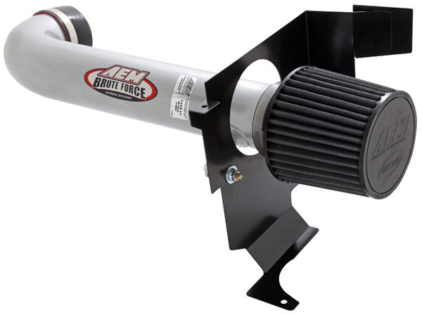 AEM 21-8208DC |  Brute Force Intake System CHARGER 5.7L - Silver Gray