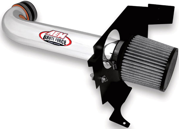 AEM 21-8208DP |  Brute Force Intake System 300C 5.7L - Polished; 2005-2010