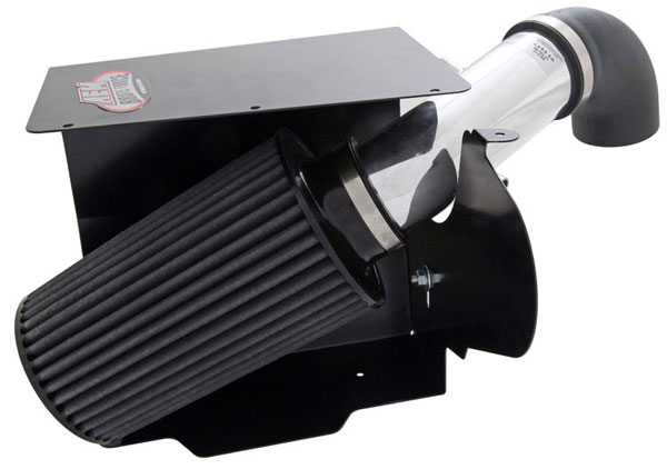 AEM 21-8305DP:  Brute Force Intake System JEEP WRANGLER 91-95 4.0L 6CYL - Polished