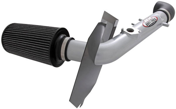 AEM 21-8401DC:  Brute Force Intake System TOYOTA TUNDRA / SEQUOIA 00-04 V8 - Silver Gray