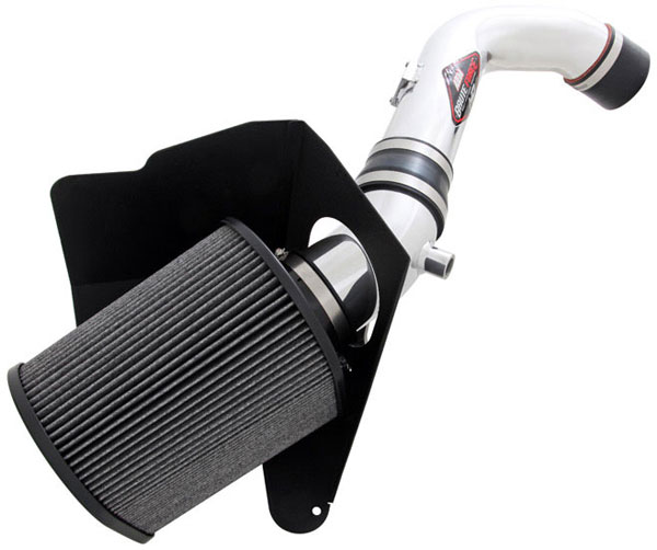 AEM 21-9022DP:  Brute Force HD Intake System /GMC 04.5-05 6.6LTD - Polished