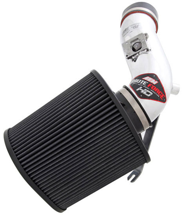 AEM 21-9113DP:  Brute Force HD Intake System FORD 03-06 6.0L TD - Polished
