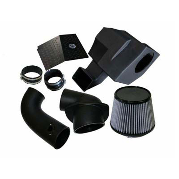 AFE 51-80882: aFe Power MagnumFORCE Stage-2 Si PRO DRY S Intake Systems; GM Trucks 06-07 V8-6.6L (td) LLY/LBZ