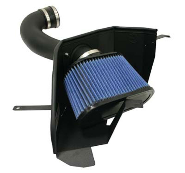AFE Power 54-10293 | AFE Ford Mustang V8-4.6L Stage 2 Cx Cold Air Intake System Pro Five R; 2005-2009