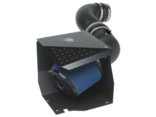 AFE 54-10882: aFe Power MagnumFORCE Stage-2 PRO 5R Intake Systems; GM Diesel Trucks 06-07 V8-6.6L (td) LLY/LBZ