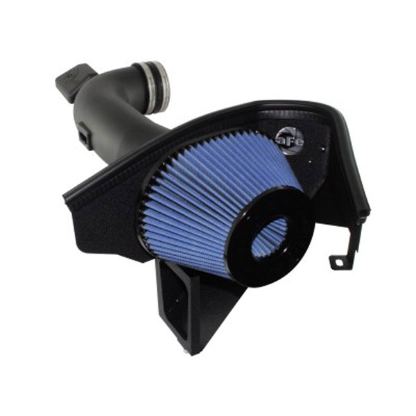 AFE Power 5411762 | AFE Camaro Cold Air Intake Kit, 6.2L Pro Dry - Camaro; 2010-2015