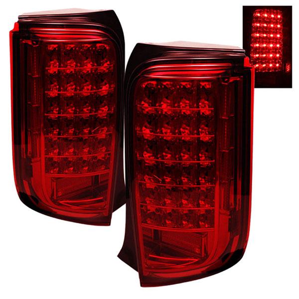 xTune ALT-ON-TSXB08-LED-R    Scion XB 08-10 LED Tail Lights - Red