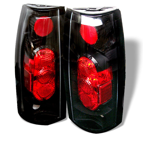 Spyder ALT-YD-CCK88G2-BK:  C-10 88-98 Altezza Tail Lights G2 - Black