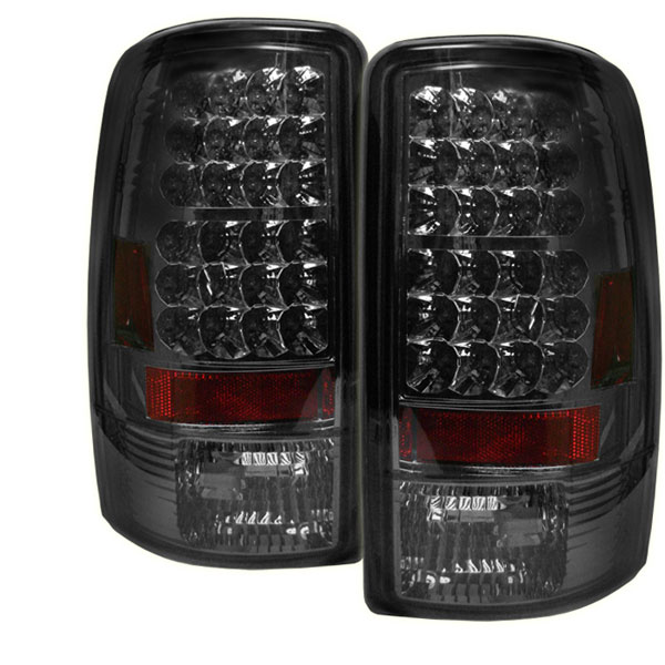 Spyder ALT-YD-CD00-LED-SM:  Gmc Denali 00-06 Led Tail Lights - Smoke