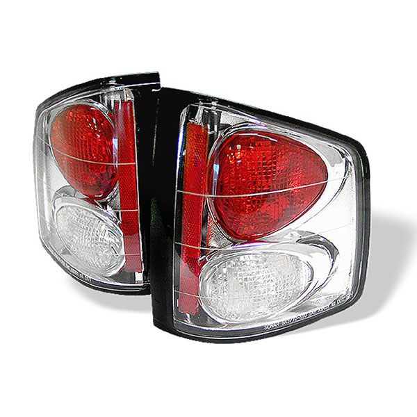 Spyder ALT-YD-CS1094-C:  S-10 94-01 Altezza Tail Lights - Chrome