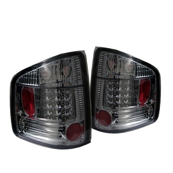 Spyder ALT-YD-CS1094-LED-SM:  S-10 94-01 Led Tail Lights - Smoke
