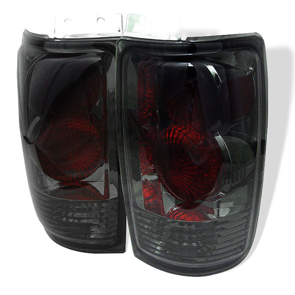 Spyder ALT-YD-FE97-SM:  Ford Expedition 97-02 Altezza Tail Lights - Smoke