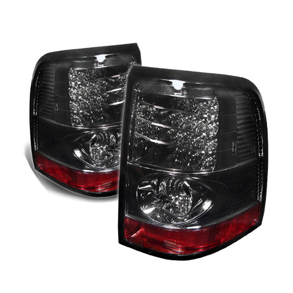 Spyder ALT-YD-FEXP02-LED-SM:  Ford Explorer 4Dr (Except Sport Trac) 02-05 LED Tail Lights - Smoke