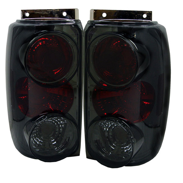 Spyder ALT-YD-FEXP95-SM:  Ford Explorer 95-97 Altezza Tail Lights - Smoke