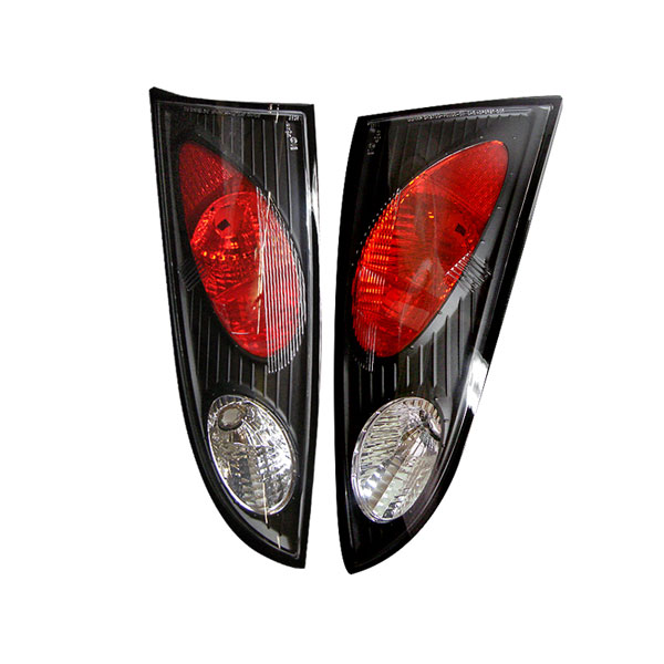 Spyder ALT-YD-FF00-5D-BK:  Ford Focus 00-04 5dr Altezza Tail Lights - Black