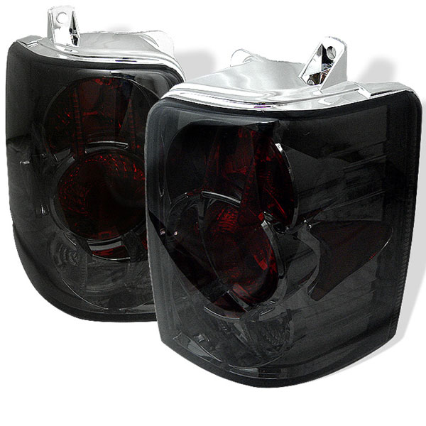 Spyder ALT-YD-JGC93-SM:  Jeep Grand Cherokee 93-98 Altezza Tail Lights - Smoke