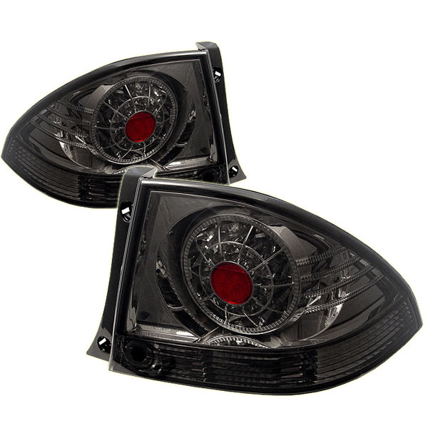 Spyder ALT-YD-LIS300-LED-SM:  Lexus IS 300 01-03 LED Tail Lights - Smoke