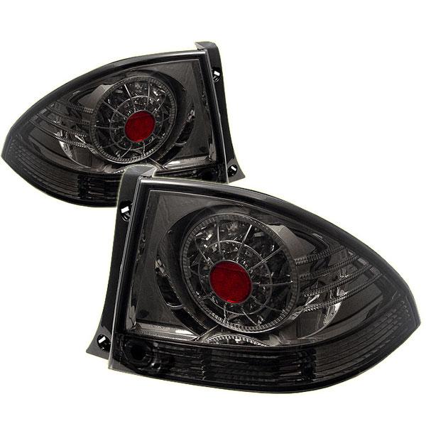 Spyder 5005847 |  Lexus IS 300 01-03 LED Tail Lights - Smoke  - (ALT-YD-LIS300-LED-SM)