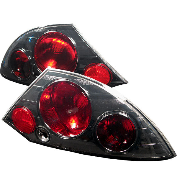 Spyder ALT-YD-ME00-SM:  Mitsubishi Eclipse 00-02 Altezza Tail Lights - Smoke