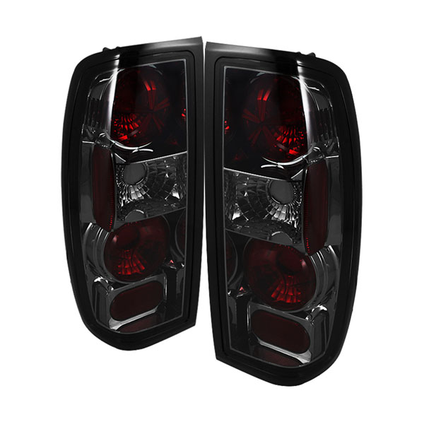 Spyder ALT-YD-NF98-SM:  Nissan Frontier 98-00 Altezza Tail Lights - Smoke