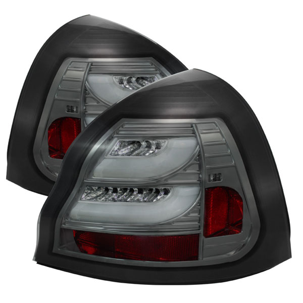 spyder 5075611 pontiac grand prix light bar led tail. Black Bedroom Furniture Sets. Home Design Ideas