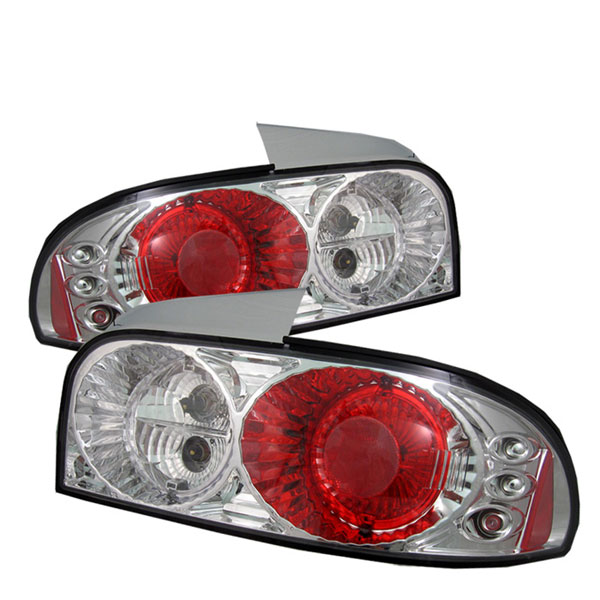 Spyder ALT-YD-SI93-C:  Subaru Impreza 93-01 Altezza Tail Lights - Chrome